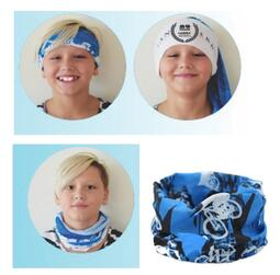 Bandana-Multilue-Hals